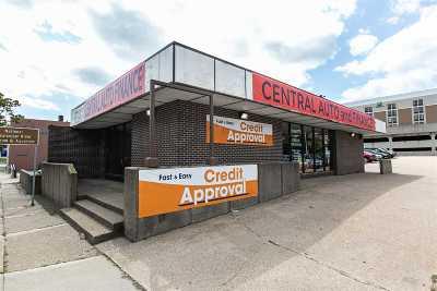 Dubuque Commercial For Sale: 485 Central Avenue