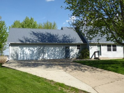 Single Family Home For Sale: 605 Okeeta Drive