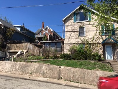 Single Family Home For Sale: 1955 Shelby Street