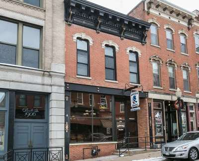 Dubuque Commercial For Sale: 163 Main Street