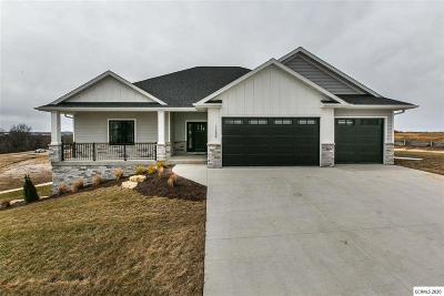 Dubuque Single Family Home For Sale: 1359 Cedar Trail Drive