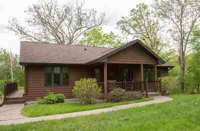 Single Family Home For Sale: 18375 W Kramer Road