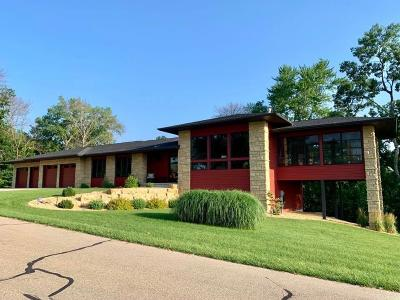 Dubuque Single Family Home For Sale: 1635 Justin Lane