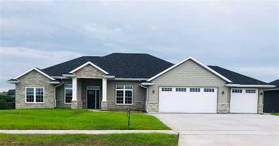 Single Family Home For Sale: 2002 Creek Wood Drive