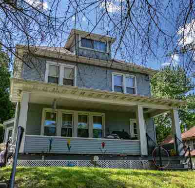 Dubuque Single Family Home For Sale: 2109 Heeb Street