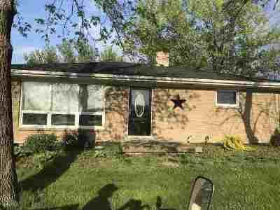 Single Family Home For Sale: 7916 Pennsylvania Avenue