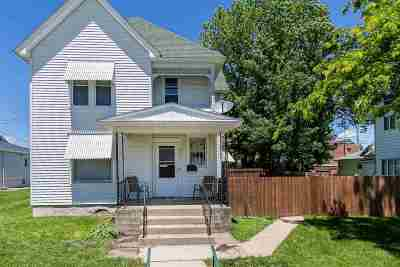 Single Family Home For Sale: 312 SE 2nd Avenue