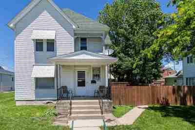 Dyersville Single Family Home For Sale: 312 SE 2nd Avenue