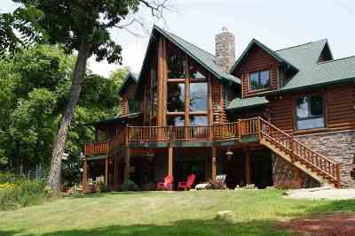 Durango IA Single Family Home For Sale: $1,375,000
