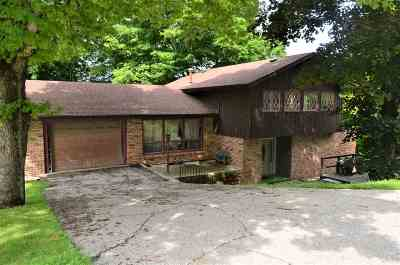 Single Family Home For Sale: 708 NW Woodland Drive