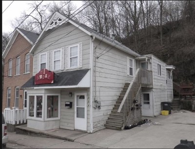 Dubuque Commercial For Sale: 554 W 8th Street