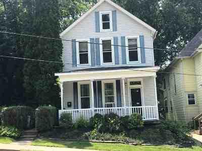 Single Family Home For Sale: 2053 N. Main Street