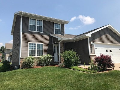 Single Family Home For Sale: 7923 Trails Edge Drive