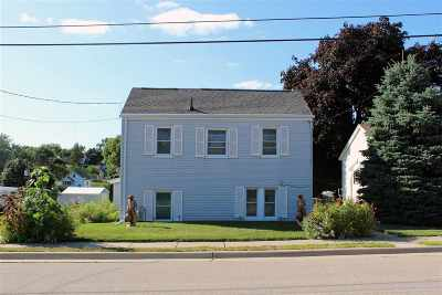 Single Family Home For Sale: 2353 West Street