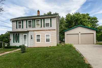 Dubuque Single Family Home For Sale: 1790 Asbury Road