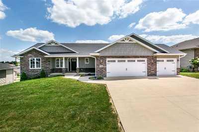 Dubuque Single Family Home For Sale: 2248 Jo Ann Drive