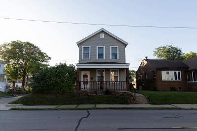 Dubuque Single Family Home For Sale: 1024 Rhomberg Avenue
