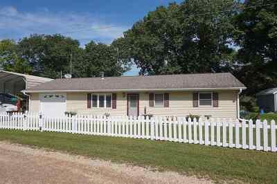 Single Family Home For Sale: 39671 Nita Drive