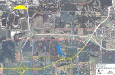 West Des Moines Residential Lots & Land For Sale: I-35 Grand Avenue