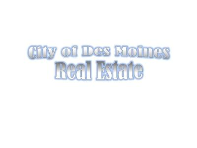 Des Moines Residential Lots & Land For Sale: 3901 SW 42nd Street