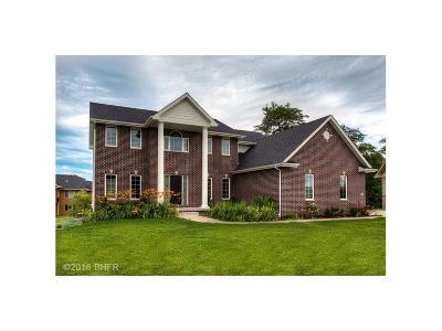 Ankeny Single Family Home For Sale: 909 NE Williamsburg Court