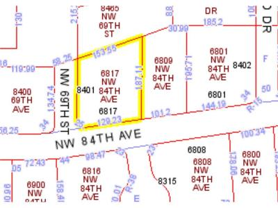 Johnston Residential Lots & Land For Sale: 6817 NW 84th Avenue