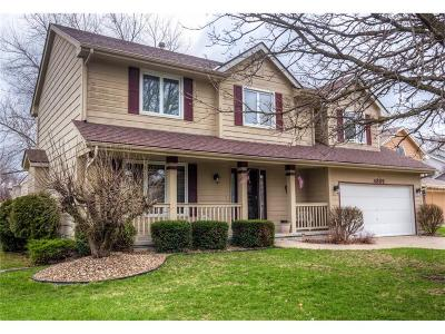 Urbandale Single Family Home For Sale: 4809 80th Place