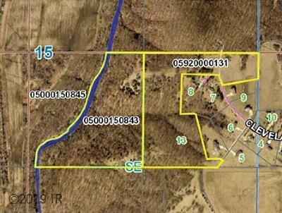 Norwalk Residential Lots & Land For Sale: Cleveland Trail