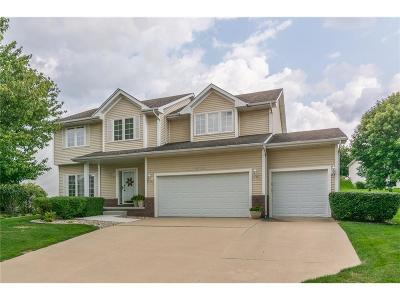 West Des Moines Single Family Home For Sale: 5542 Ponderosa Drive
