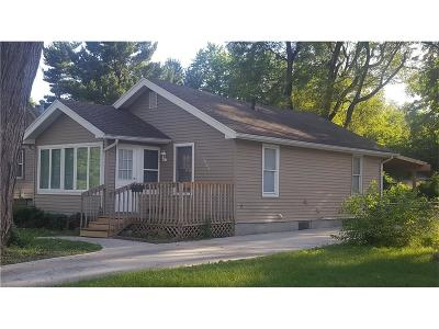 Des Moines Single Family Home For Sale: 3624 E 7th Street