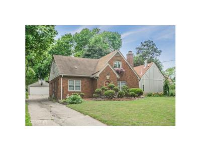 Des Moines Single Family Home For Sale: 3824 Washington Avenue