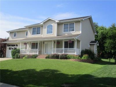 Johnston Single Family Home For Sale: 5498 Foxboro Road