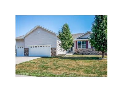 Indianola Single Family Home For Sale: 1808 Apple Lane