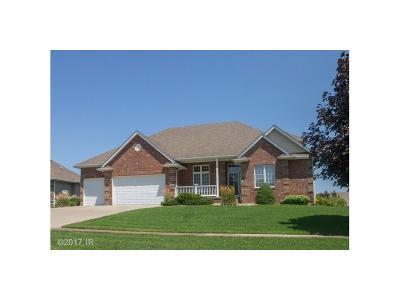 Johnston Single Family Home For Sale: 6609 Romford Court