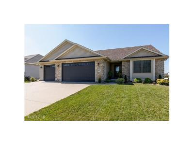 Ankeny Single Family Home For Sale: 3215 NW 15th Street