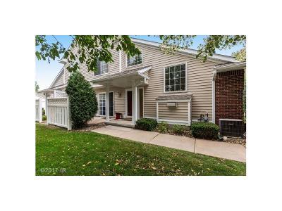 Johnston Condo/Townhouse For Sale: 5402 Longview Court #3
