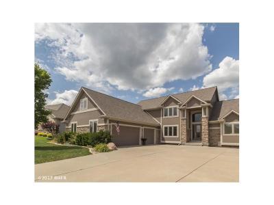 Johnston Single Family Home For Sale: 9401 Wickham Drive