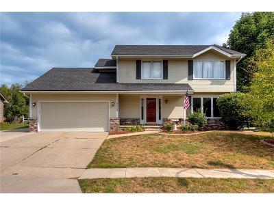 Urbandale Single Family Home For Sale: 9609 Quail Ridge