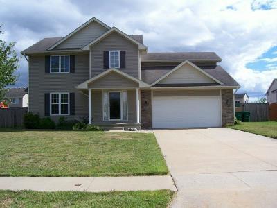 Johnston Single Family Home For Sale: 4808 Sunshine Circle