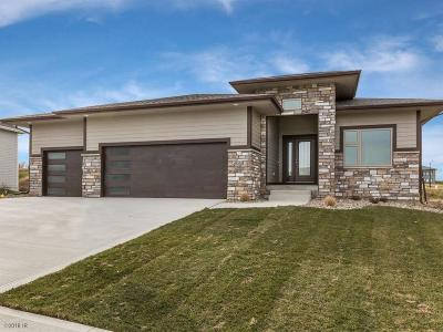 Waukee Single Family Home For Sale: 3890 Wildwood Court
