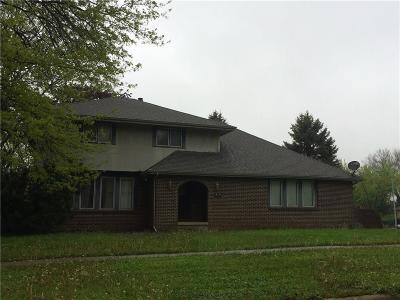Indianola Single Family Home For Sale: 306 W Madison Place