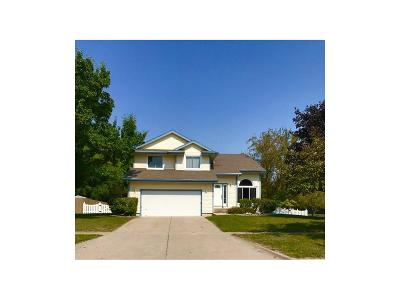 Ankeny Single Family Home For Sale: 814 SE Peterson Drive