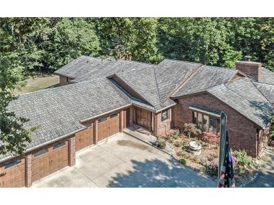Johnston Single Family Home For Sale: 7087 Coburn Lane