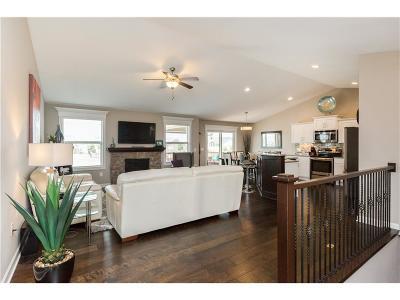 Waukee Single Family Home For Sale: 1670 SE Waters Edge Drive