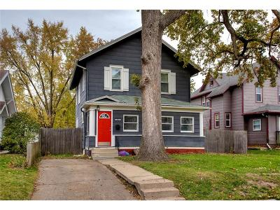 Single Family Home For Sale: 823 Clinton Avenue