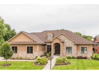 Clive Single Family Home For Sale: 17263 Berkshire Parkway