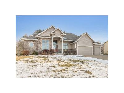 Johnston Single Family Home For Sale: 6822 NW 93rd Street