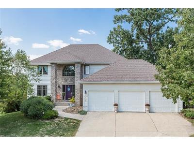 Johnston Single Family Home For Sale: 6900 Capitol View Court
