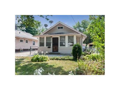 Des Moines Single Family Home For Sale: 2718 Allison Avenue