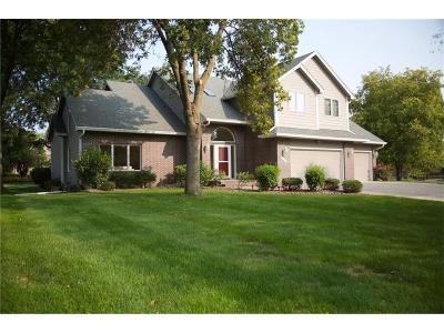 Johnston Single Family Home For Sale: 6140 Brandywine Drive